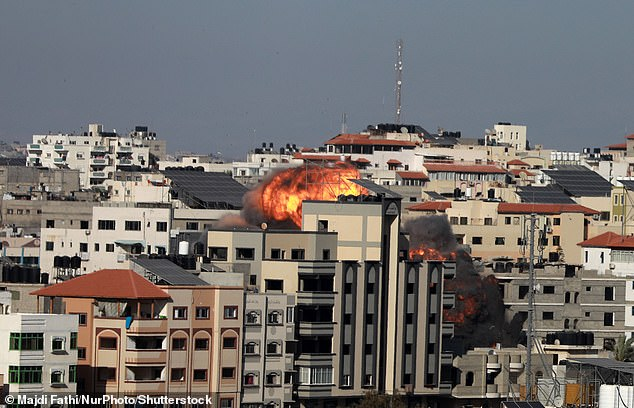 The news comes amid escalating tensions between Israel and Palestine in the Middle East