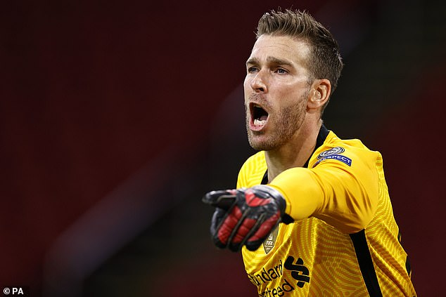 Liverpool goalkeeper Adrian ready to extend stay by agreeing a new one-year contract