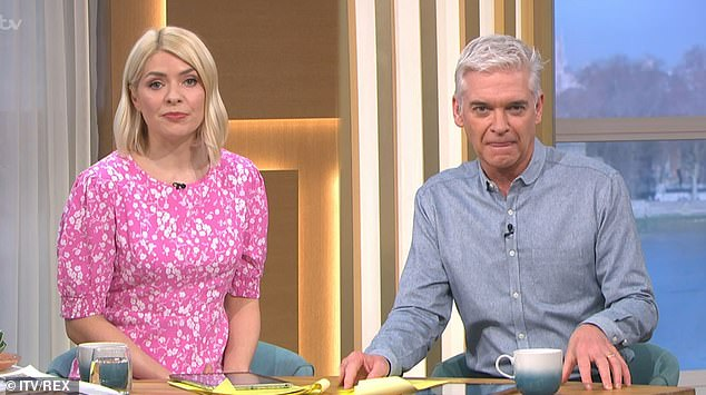 Legal action: The This Morning presenter hired lawyers to take action against the YMU Group after they demanded a percentage of her future earnings, reports suggested