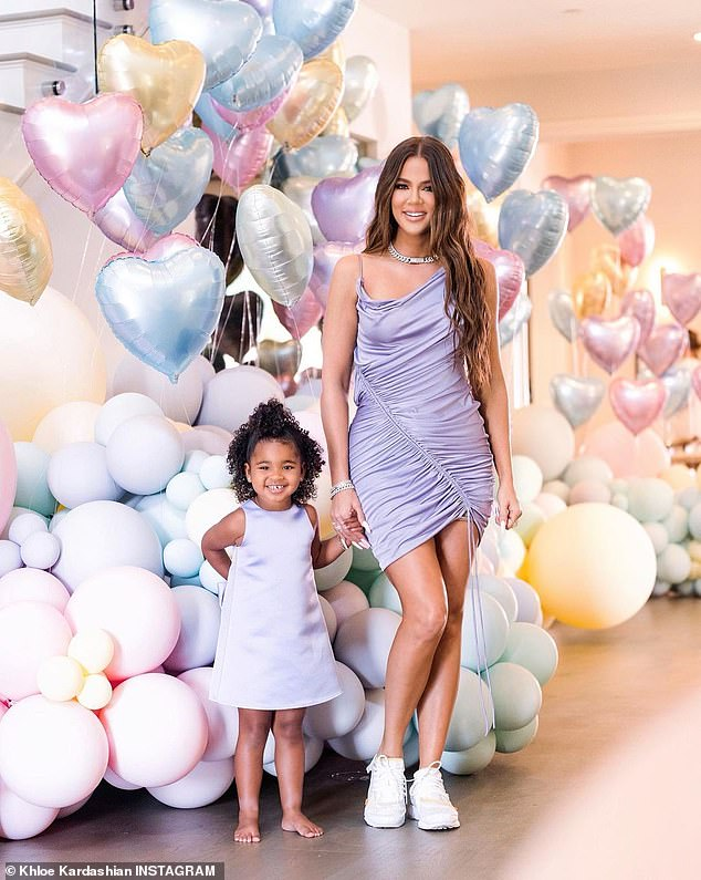 Surrogacy: Khloe decided surrogacy was the right decision for her and that she hoped to find someone within a year to give her three-year-old daughter True, a sibling while saying she didn't want to be