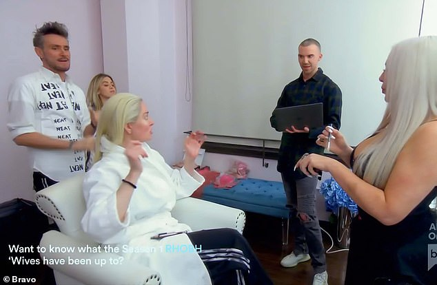 The Real Housewives of Beverly Hills season 11 begins airing on Bravo May 19 at 8/7c