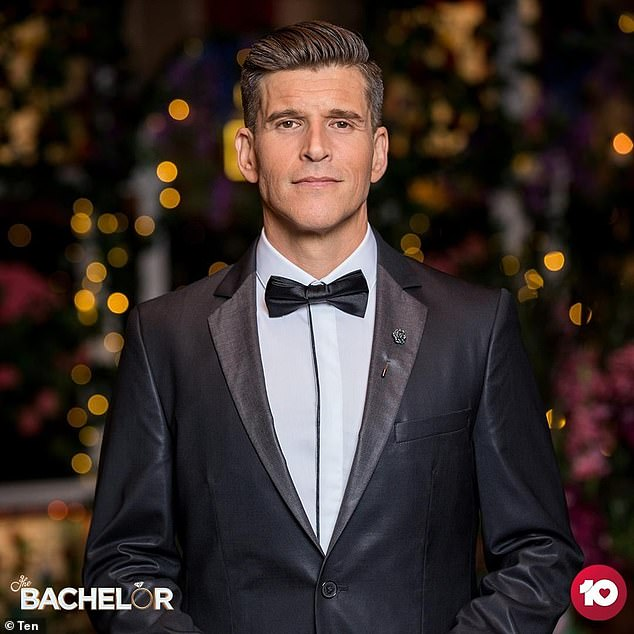 Troubled:The announcement comes after a financial blow to 10's U.S. parent company cast a dark cloud over the broadcaster's future. Pictured The Bachelor host Osher Günsberg