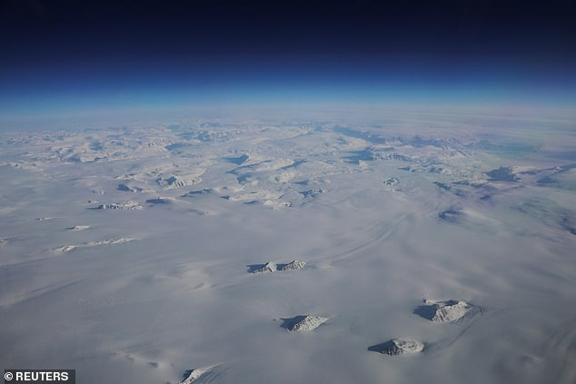 The researchers analyzed theJakobshavn basin is located in the Central-Western part of the ice sheet to come up with their conclusion
