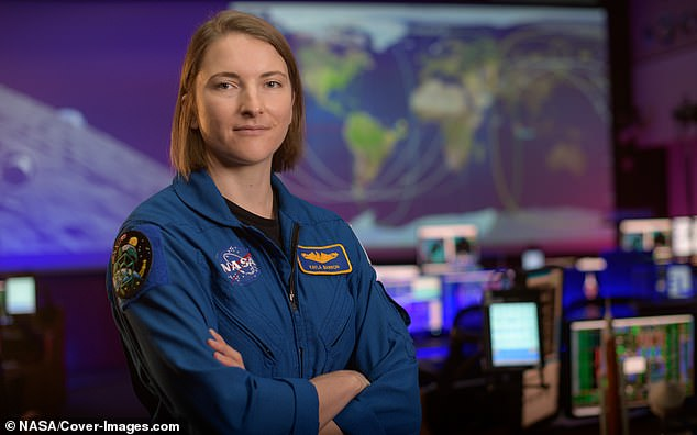 Kayla Barron will be a mission specialist on the SpaceX Crew-3 mission to the International Space Station