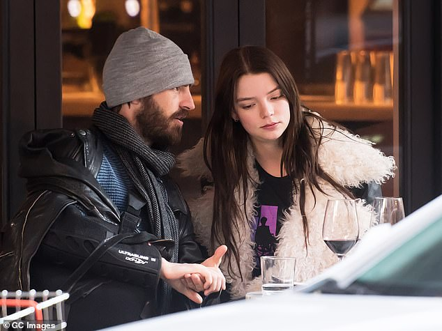 Former Flame: She is very private in her personal life as she has only had a romantic connection with Irish actor Eoin Macken whom she starred in the 2018 short Crossmaglen, they are seen together in Philadelphia, PA in december 2017