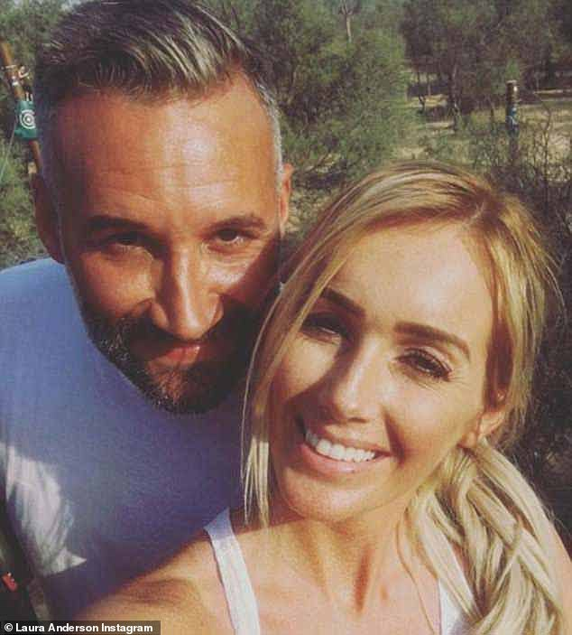 Reunion:It was revealed last month the Love Island star, who initially broke up with Dane after discovering he cheated on her, had rekindled her romance with the Another Level star