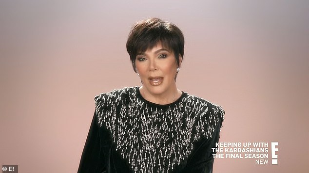 Pessimistic attitude:Khloé first noted that Kris Jenner seemed unusually put-out by the construction going on next door, and urged her to try to let go of her annoyance