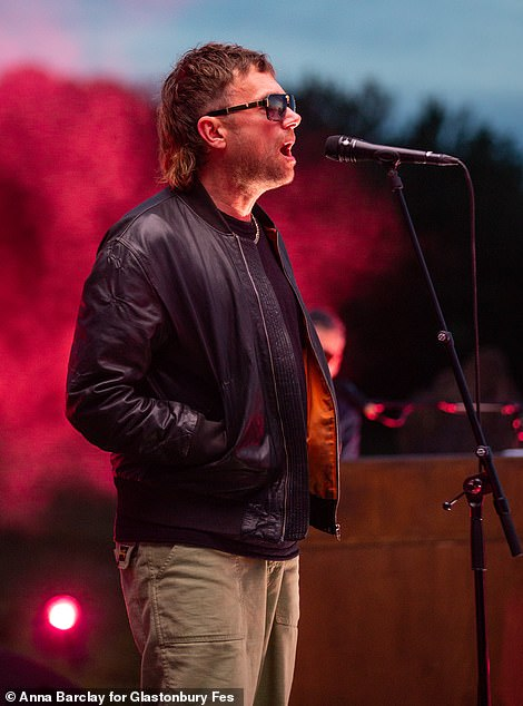 It's back! Glastonbury kicked off on Friday in a wholly different style to previous years with Damon Albarn leading performances