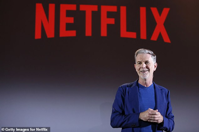 Netflix co-CEO Reed Hastings said the company does some 'very basic things' when it comes to video games, but the company might be expanding beyond streaming movies and TV shows