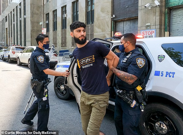 On Friday, the NYPD identified 23-year-old Waseem Awawdah as one of the suspects in the attack