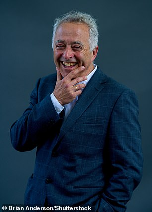 Proud: Frank Cottrell-Boyce was 'honoured' to work on the 2012 opening ceremony