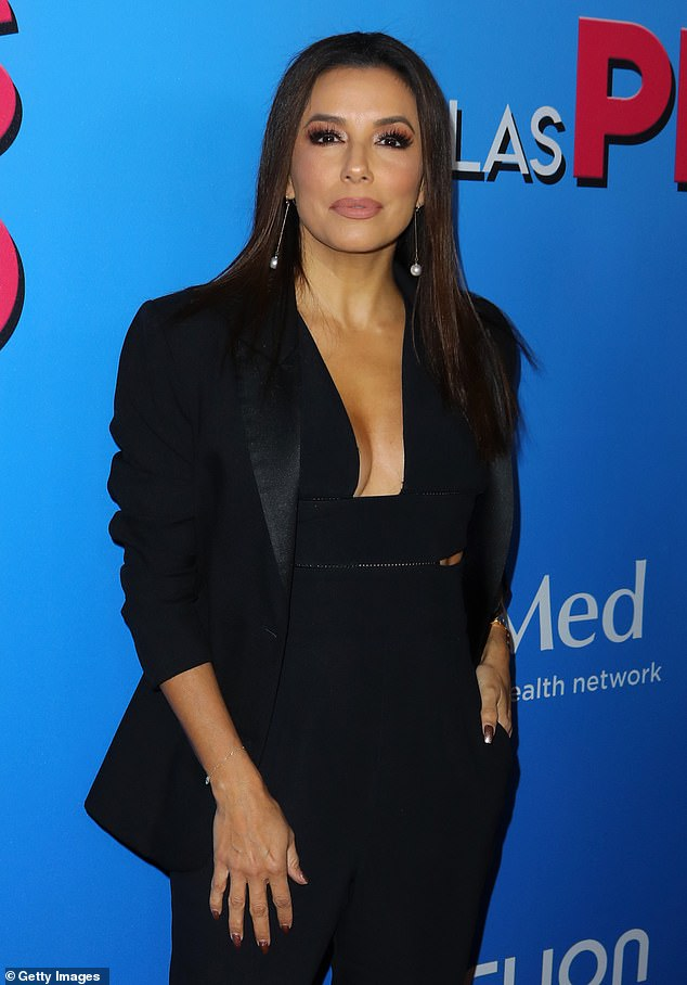 Flamin' Hot - the biopic of Montañez's rags-to-riches tale - is currently in the works and is set to be directed by Eva Longoria