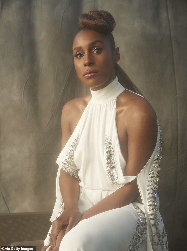 Trending on Twitter: Insecure actress Issa Rae, 36, used her wit when she hit back at a woman who criticized her appearance