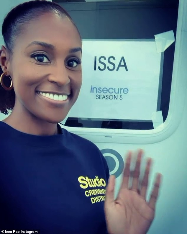 Rae announced shooting for the fifth season of Insecure started January 21, eight days after HBO announced the series is coming to an end after next season