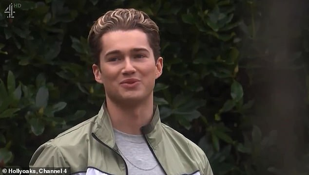 'Car crash TV!' AJ and Curtis Pritchard have finally reacted to the backlash they've faced for appearing in Channel 4 soap Hollyoaks