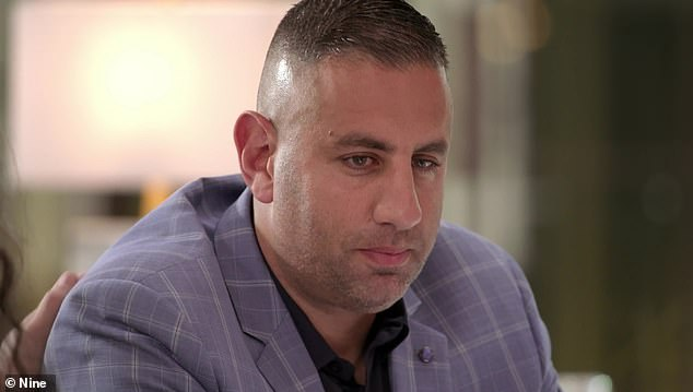 Bye now:Comedian Rob Shehadie [pictured] was ultimately fired after his disastrous tourist commentary during the challenge