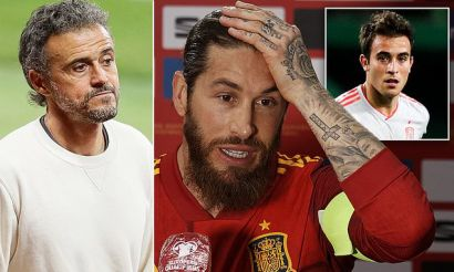 Spain National Football Team News, Fixtures and Results | Daily Mail Online