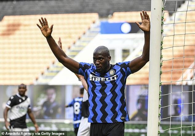 Romelu Lukaku scored a hatful of goals as Inter Milan won the Serie A title in Italy