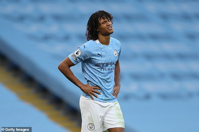 Nathan Ake has been blighted by injury problems since joining Manchester City this season