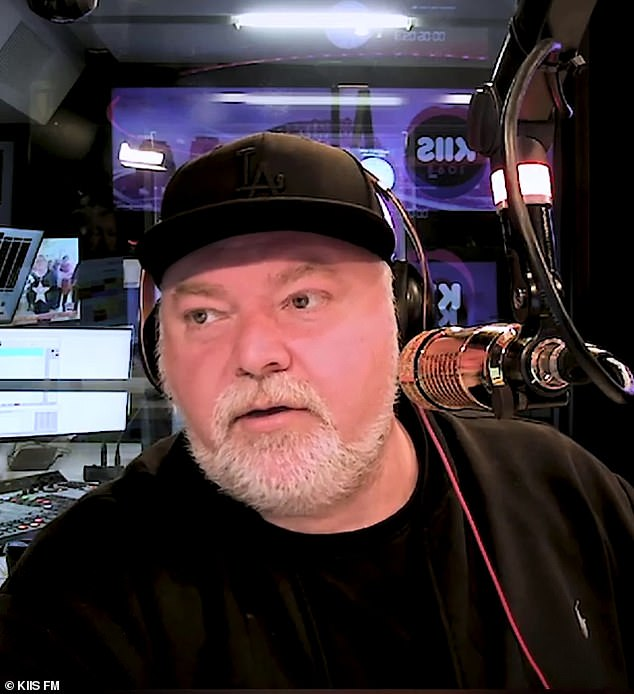 KIIS of death: One week after launching a scathing attack on KIIS FM management, Kyle Sandilands has taken further steps to distance himself from the Australian Radio Network (ARN) by choosing to spend the week broadcasting from his own 'hi-tech' studio in Kings Cross