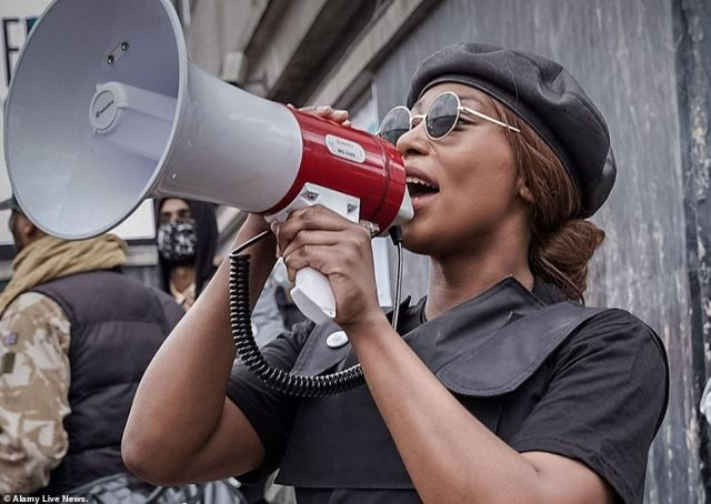 Black Lives Matter activist Sasha Johnson is in a critical condition after sustaining a gunshot wound to her head, Taking the Initiative Party (TTIP) has said