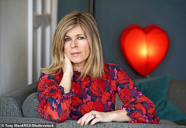 New category:The National Television Awards have added a new category celebrating celebrity-led documentaries, with Kate Garraway on the longlist for Finding Derek