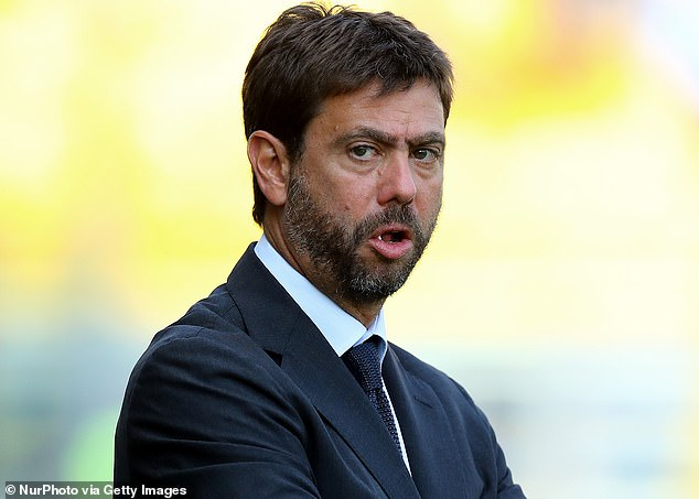 Perez and Juve chairman Andrea Agnelli played key roles in the proposal for a Super League