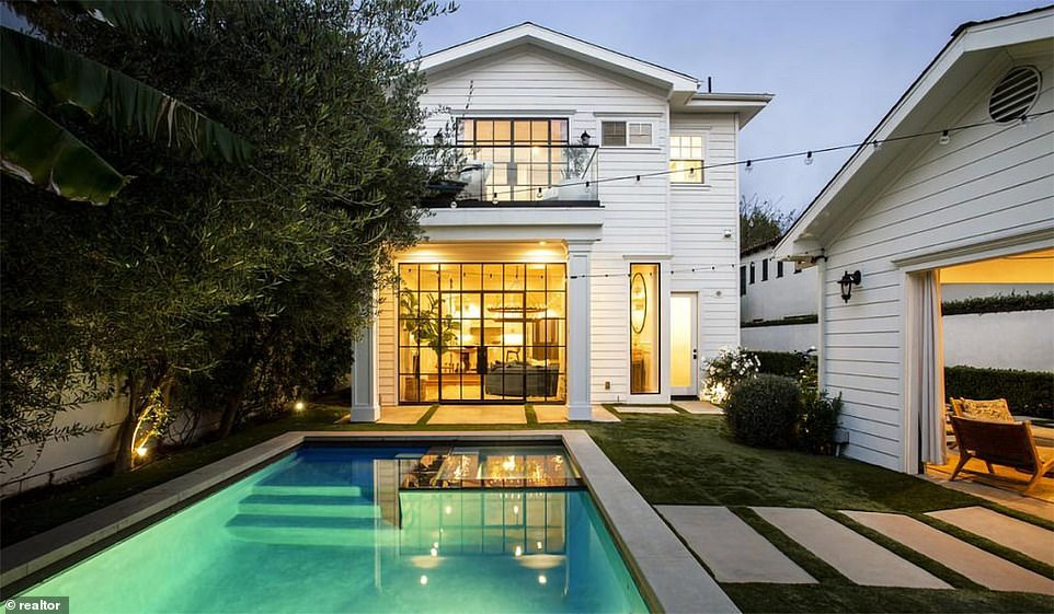 Margot Robbie has listed a four-bedroom home she owns in LA's upscale Hancock Park neighborhood for sale at $3.475 million after paying $2.725 million for it in 2017