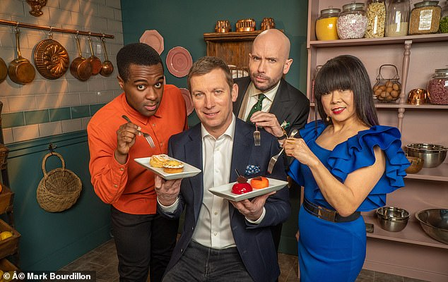 Bake Off: The Professionals insisted on reopening the age-old Jaffa Cakes debate