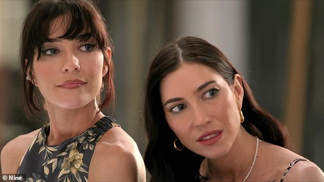'Why is all that being edited out?' On Wednesday, The Veronicas' Jess and Lisa Origliasso hit out at Channel Nine over their portrayal on The Celebrity Apprentice
