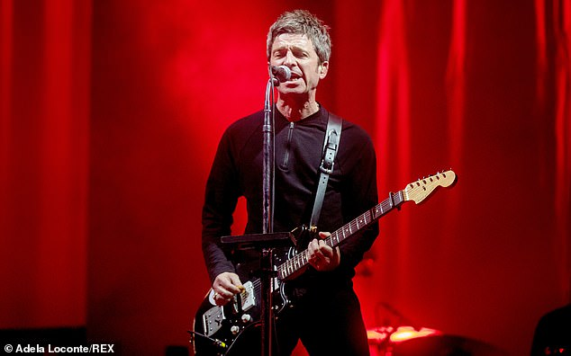Moving on:Noel went solo under the name Noel Gallagher's High Flying Birds, in 2011. Greatest hits album Back the Way We Came: Vol. 1 will be released in June