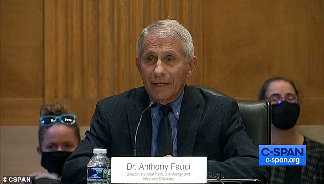 Dr. Anthony Fauci said there's no way to know if Chinese scientists lied about conducting 'gain of function' experiments in theWuhan lab during Senate testimony on May 26