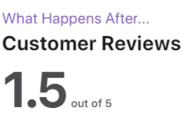 Down in the dumps:Bryce and Melissa later decided to release their own podcast, only to be inundated with one-star reviews from trolls