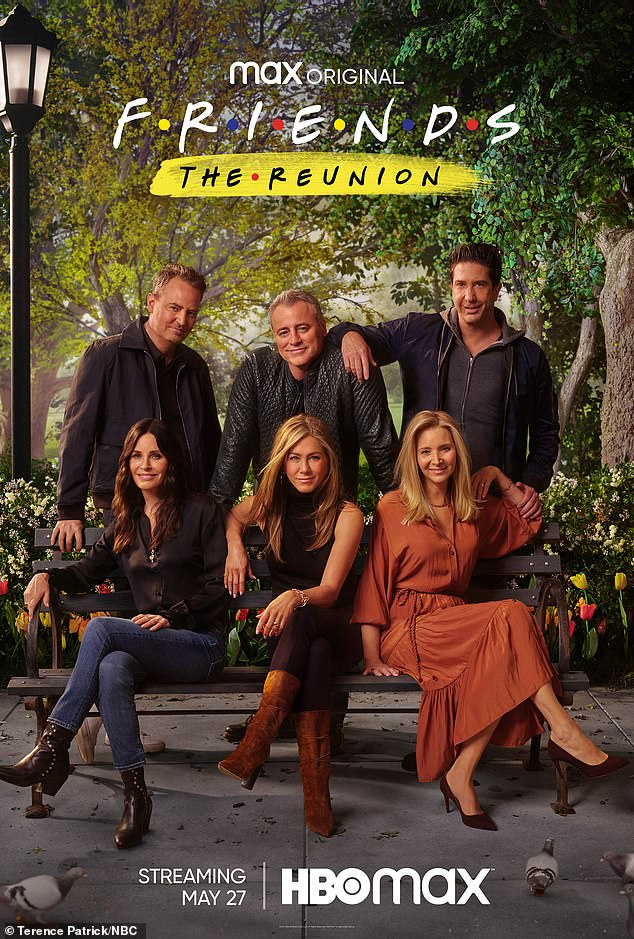 They're back!Friends fans were left outraged when the HBO Go app crashed with minutes of the eagerly-anticipated reunion episode streaming kick off