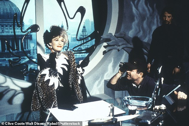 Wow: After the animated film it was re-made as a live-action film in 1996 starring Glenn Close as the scheming, dog-napping Cruella. A sequel followed in 2000