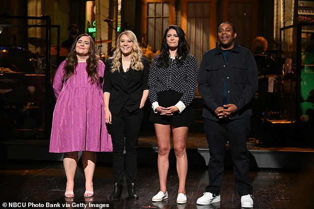 Are they next?It is not just Pete who is believed to be leaving SNL, with Kate McKinnon, Cecily Strong, Aidy Bryant, and Kenan Thompson also fueling speculation they are on their way out during the season finale of the show last weekend