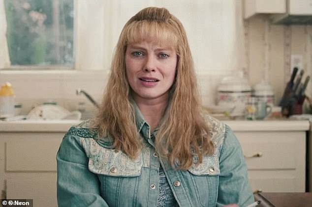 Onscreen portrayal: The controversial athlete was famously portrayed on screen by Australian actress Margot Robbie in the 2018 biopic I, Tonya