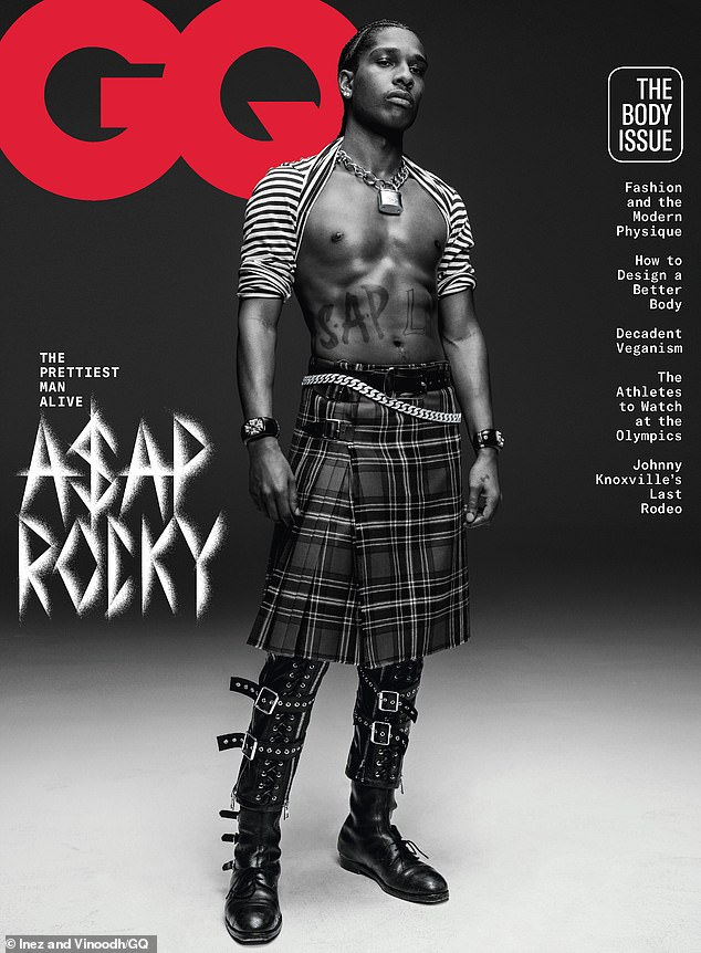 The One: Rocky said it was ''So much better when you got the One. She amounts to probably, like, a million of the other ones.' He also sounded open to the possibility of fatherhood