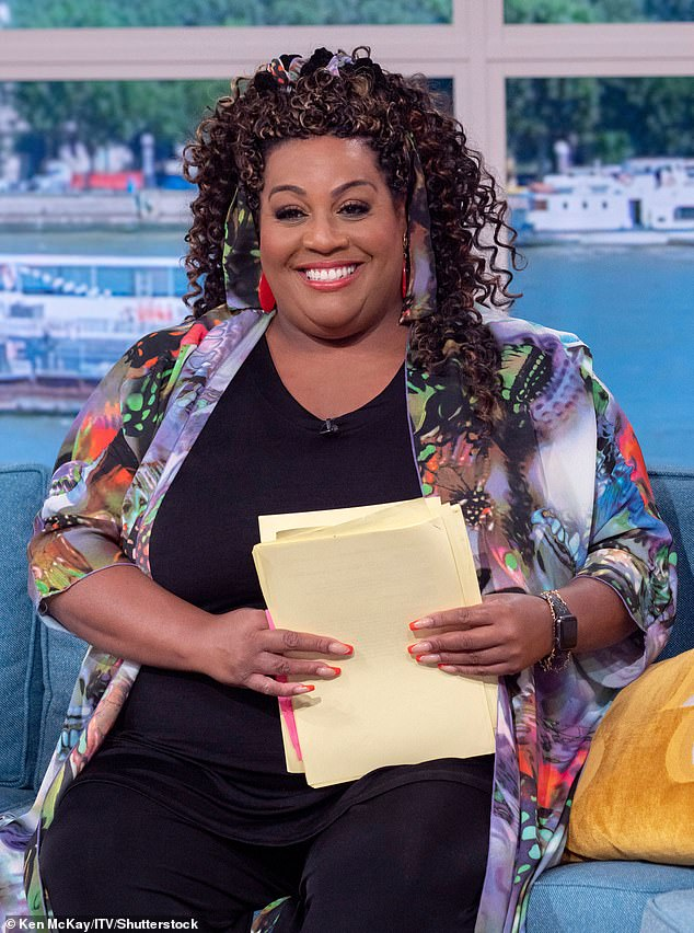 'We told each other what we don't like': Alison Hammond, 46, and Dermot O'Leary revealed on Friday's episode of Lorraine that they had private chats about their presenting styles in the first few months of presenting together on This Morning