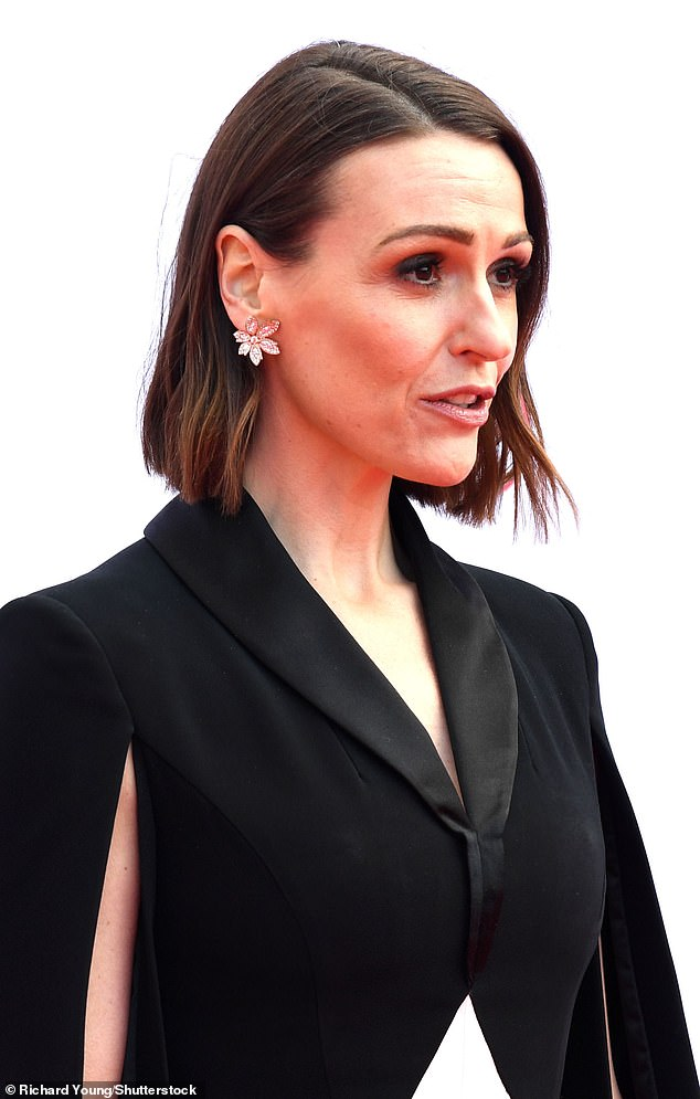 Megastar:Suranne has since gone on to achieve great success in the acting world, becoming one of the most sought after TV stars in the country