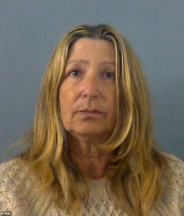 Carer Lynda Rickard, who deliberately starved her live-in landlord to death to inherit a slice of his multimillion-pound estate, was convicted of murder today after his skeletal body was found next to a plate of McDonald's