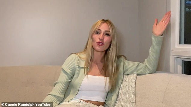 Minor work: In addition to lip fillers, she's had Botox injected into her forehead and crow's feet. Last year she got Botox in her jaw after she began clenching it while sleeping