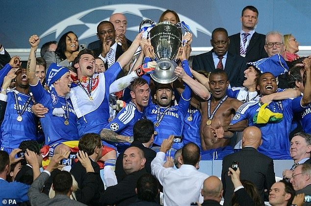 Chelsea have won the Champions League once and needed penalties to beat Bayern Munich