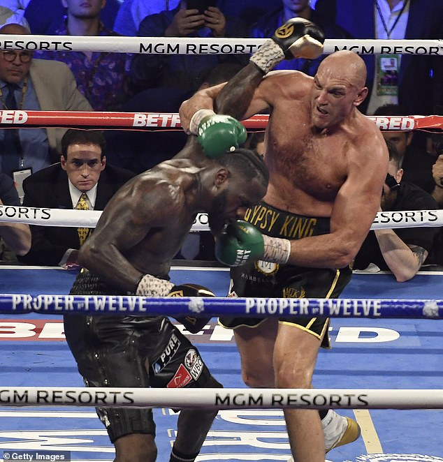 Wilder is keen for revenge after his seventh round TKO defeat to Fury back in February 2020