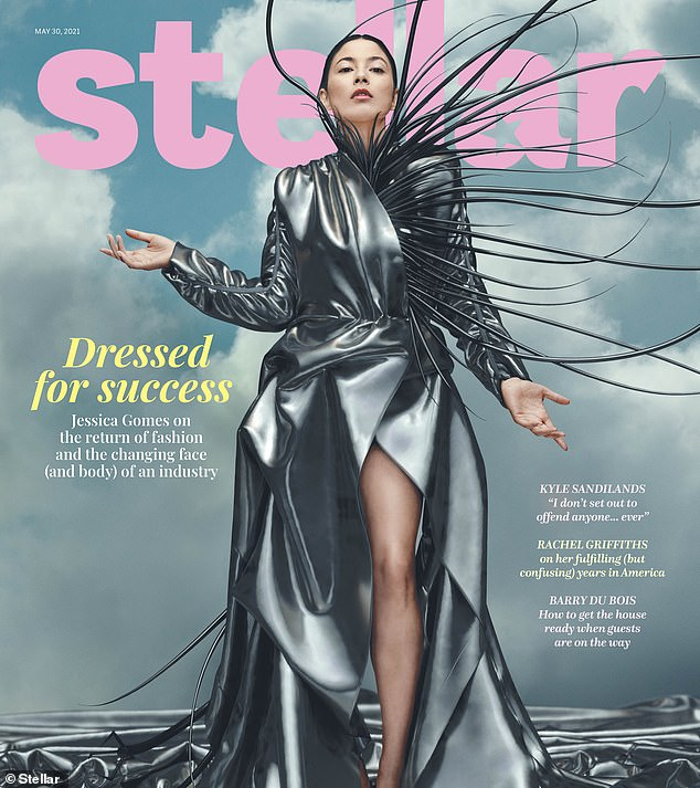 Read more: In this week's Stellar with Jessica Gomes on the cover