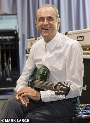 Francis Rossi checks into our travel Q&A