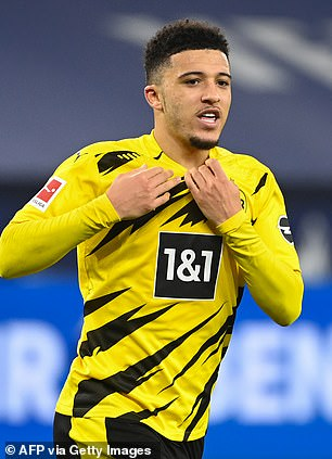 Manchester United are set to continue their pursuit of Jadon Sancho
