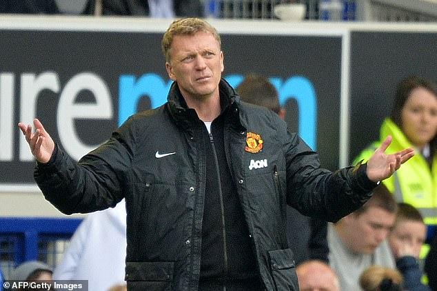 Moyes admitted his stock dropped after his sacking at Manchester United and other failures