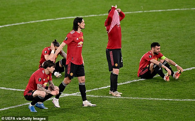 Manchester United may have been close to a trophy, but they ultimately failed to seize the prize in their Europa League final defeat to Villarreal