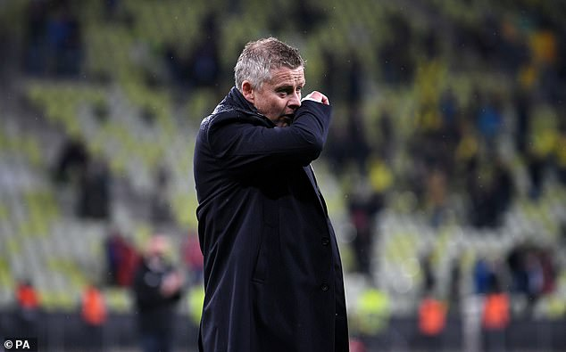 Ole Gunnar Solskjaer has stabilised United but he has taken the club as far as he can
